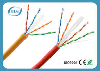 U / UTP Waterproof Category 6 Ethernet Cable , Super Long Cat 6 Network Cable