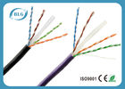 China Pull Box Network Category 6 Ethernet Cable Unshield Twisted Pair 305M 500M 1000M Indoor Installation factory